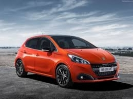 Special Offer for Car Rental Peugeot 208