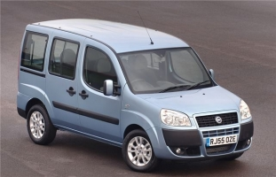Rent a car Fiat Doblo