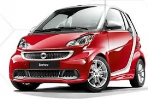 Special Offer for Car Rental Mercedes SMART