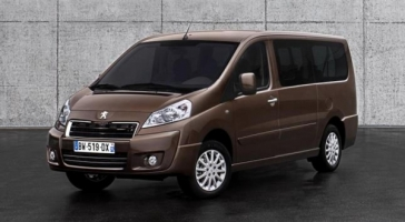Special Offer for Car Rental Peugeot TRAVEL V.I.P