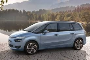 Special Offer for Car Rental Citroen C 4 GRAND PICASSO