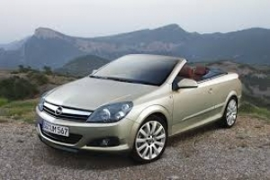 Special Offer for Car Rental Opel Astra Cabrio