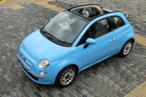 Special Offer for Car Rental Fiat 500