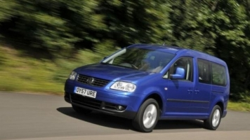 Special Offer for Car Rental Volkswagen Caddy